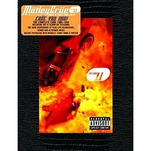Motley Crue - Music To Crash Your Car To: Volume 2 (4CD)