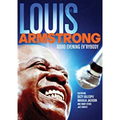 The Wonderful World Of Louis Armstrong Good Evening Ev 39 Rybody Dvd And Other Odds And Ends
