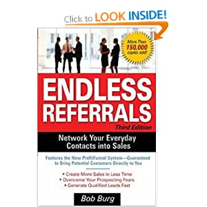 How to Create a Network of Endless Referrals - Bob Burg