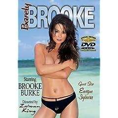 brooke burke barely