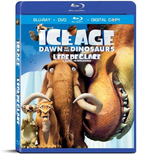 Ice Age: Dawn of the Dinosaurs / Ледниковый период 3: Эра динозавров (2009)