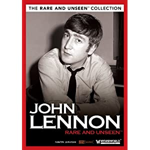 John Lennon - Rare and Unseen (DVD)