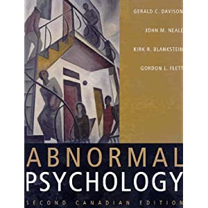 Abnormal Psychology, Second Canadian Edition Text and Handbook of ...