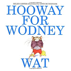 "Primary Book - ""Hooway for Wodney Wat"""