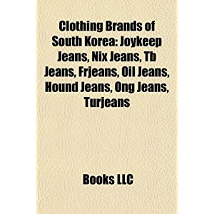 Clothing Brands of South Korea: Joykeep Jeans, Nix Jeans, Tb Jeans ...
