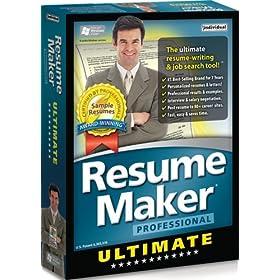 individual software resume maker ultimate v15 0