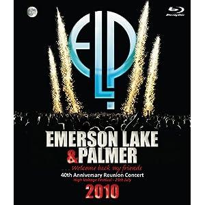 Emerson Lake & Palmer - 40th Anniversary Reunion Concert (DVD)