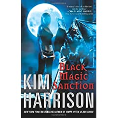 Black Magic Sanction (The Hollows, Book 8)