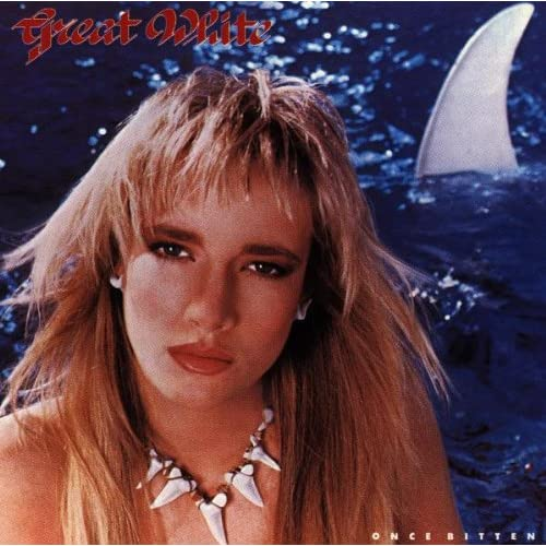 Great White - Once Bitten...