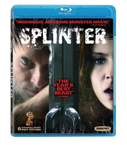 Заноза / Splinter (2008) BDRip от HQ-ViDEO