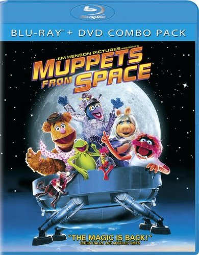 Muppets from Space / Маппет-шоу из космоса (1999)