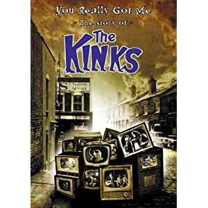 The Kinks - You Really Got Me: The Story of The Kinks (DVD)