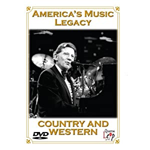 America's Music Legacy: Country and Western (DVD)