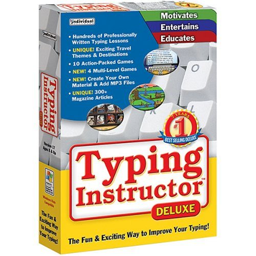 Individual Software Typing Instructor Platinum v21.0