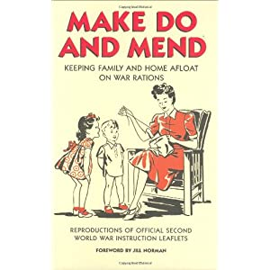 Vintage In A Modern World Book Review Make Do And Mend