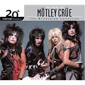 Motley Crue - 20th Century Masters - The Millennium Collection: The Best of Motley Crue