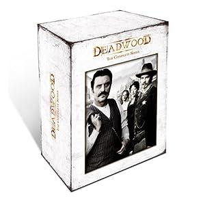 La série complète de Deadwood!
