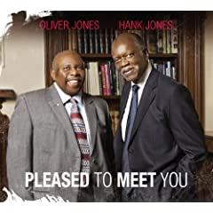 Oliver Jones & Hank Jones - Pleased to Meet You