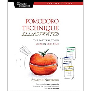 Pomodoro Technique Illustrated: Can You Focus - Really Focus - for 25 Minutes?