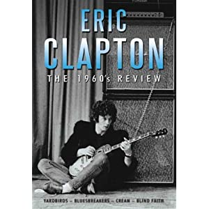 Eric Clapton - The 1960's Review (DVD)