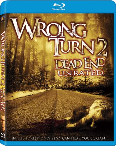 Wrong Turn 2: Dead End [Unrated] / Поворот не туда 2 (2007)
