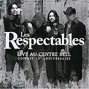 Les Respectables - Live au Centre Bell (2 DVD)