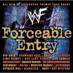 Various Artists - WWF Forceable Entry
