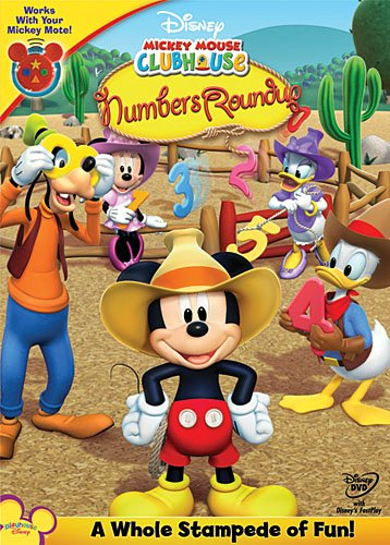Mickey Mouse Clubhouse: Mickey's Numbers Roundup DVDRIP FRENCH