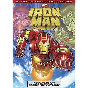 iron man la serie animada online