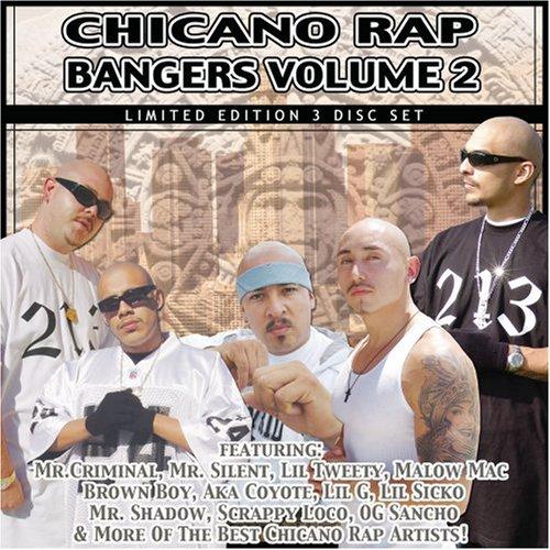 2 Chicano Rap Bangers Chicano