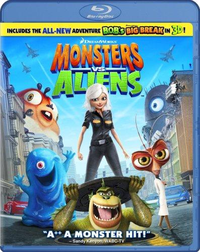Monsters vs Aliens / Монстры против пришельцев (2009)