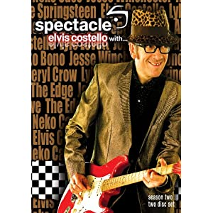 Elvis Costello - Spectacle: Elvis Costello with… (2 DVD)