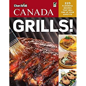 Char-Broil's Canada  Grills!