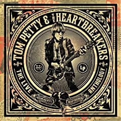 Tom Petty & The Heartbreakers - The Live Anthology (4 CD)
