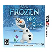 Frozen: Olaf's Quest for Nintendo 3DS